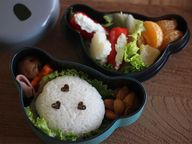 Onigiri Bento Box //