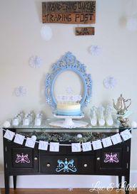 Pretty decorations a