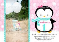 Penguin invitation i