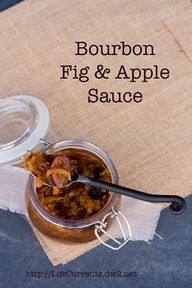 Bourbon Fig & Apple