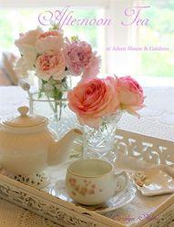 Afternoon Tea at Aik