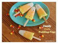 Candy Corn Pudding P