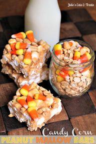 Candy Corn Peanut Ma
