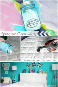 Spring into Clean wi