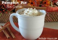 Pumpkin Pie Hot Coco