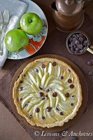 French Apple-Chocola