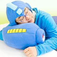 Mega Man Pillow
