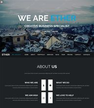 This one page Joomla