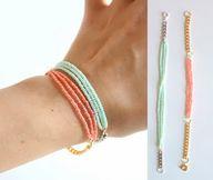 Make Beads Bracelet