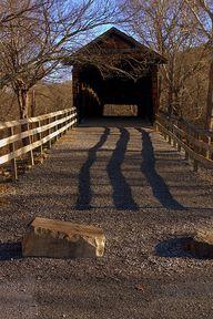 /Covered Bridge
