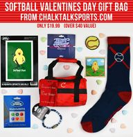 Softball Valentines