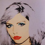Debbie Harry popart