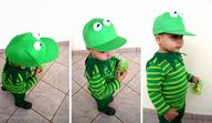 kermit costume diy -
