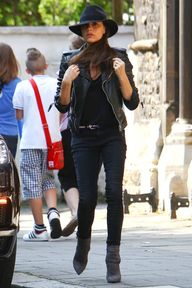 Victoria Beckham and