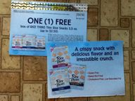 Coupon for a Free bo