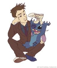Doctor Who & Stitch