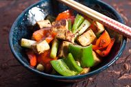 Super Spicy Tofu and