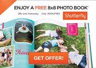 Shutterfly: FREE 8x8