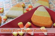 Easy Candy Corn Cook