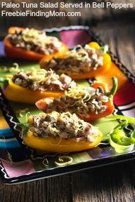 Paleo Tuna Salad (Wi