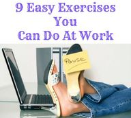 Easy Exercises You C