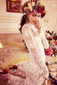 boho wedding style -