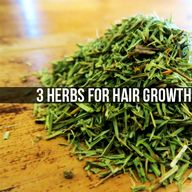 3 Herbs For Hair Gro