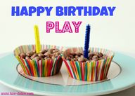 Happy Birthday Play
