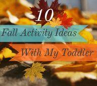 10 Fall Activities I