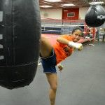 Ann Osman steps in t