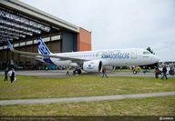 Airbus A320neo first