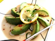 Easy Avocado Snack w