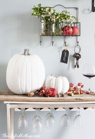 Fall Entry Decor  an