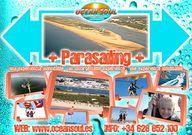 Parasailing in El Ro