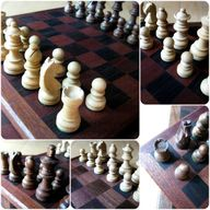 Chess - handmade by
