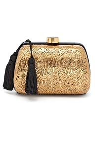 Etro bag with tassel