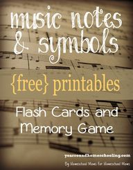 free Music Notes & S