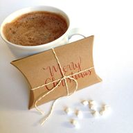 Hot Cocoa gift set.