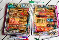 An Art Journal...mor...