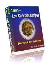 1000+ Delicious Low Carb Atkins Diet Recipe