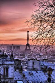 I love Paris - which
