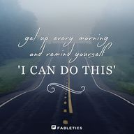 You can do it! motiv