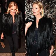 Kate Moss 2014 night