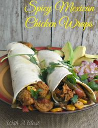 Spicy Mexican Chicke