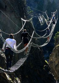 The Tibetan Bridge i