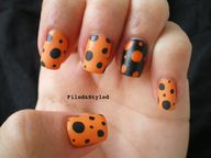 Halloween Nails - wh