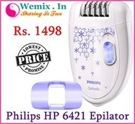Philips HP 6421 Epil