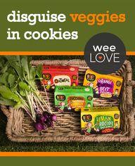 Disguise veggies in