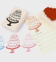 Cake Pattern Stamp S