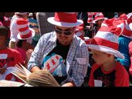 NEA's Read Across Am